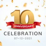 10 Incredible Years in Business